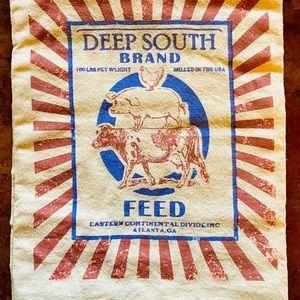 Dish Towel - 1/$6 or 2/$10 - Deep South Brand
